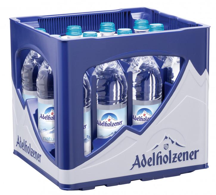 Adelholzener naturell 12 x 0,5 Glas
