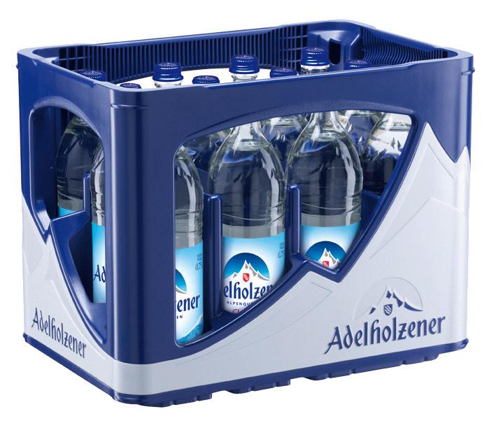 Adelholzener classic indiv. 12 x 0,75