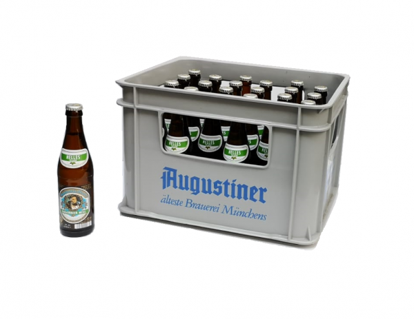 Augustiner Hell 24 x 0,33