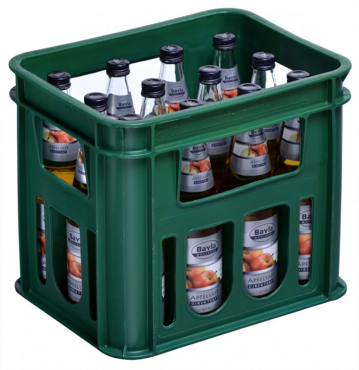 Bayla Apfelsaft klar 12 x 0,7 Glas