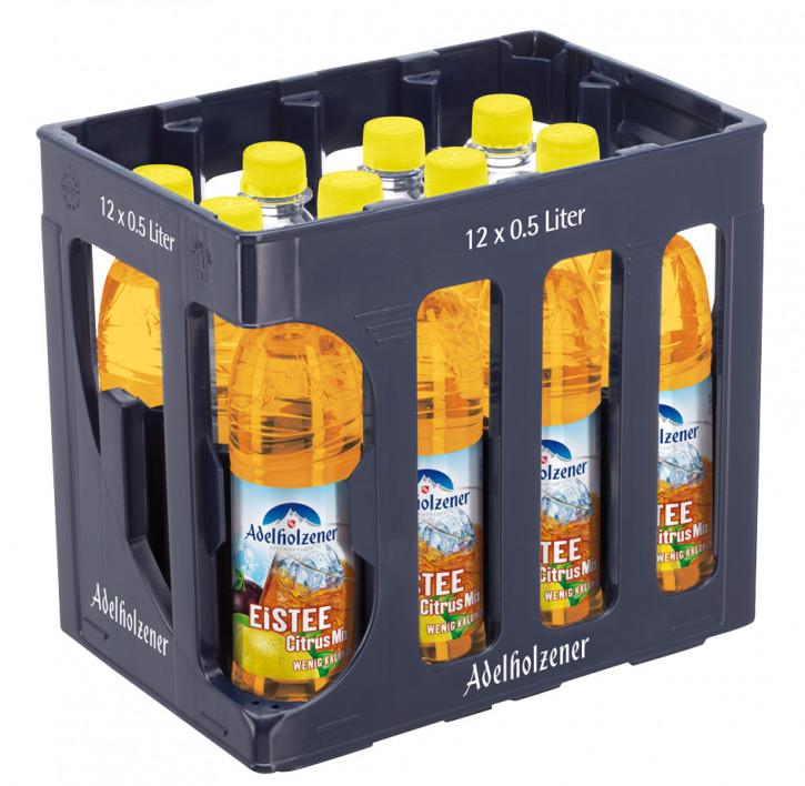 Adelholzener Eistee Citrus 12 x 0,5 PET