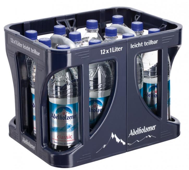 Adelholzener classic 12 x 1,0 PET