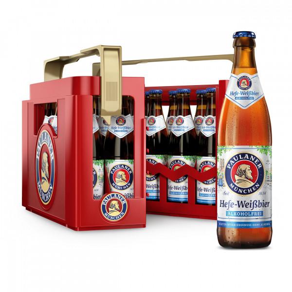 Paulaner Weißbier alkoholfrei 20 x 0,5