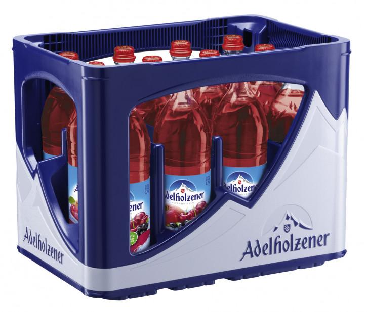 Adelholzener Rote Schorle 12 x 0,75 Glas