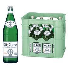 Gerolsteiner St. Gero 12 x 0,75 Glas