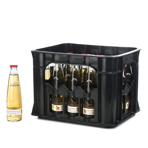Adelholzener Bio-Apfelschorle Gastro 20 x 0,25