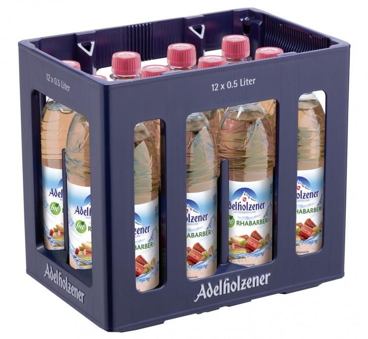 Adelholzener Bio-Rhabarber 12 x 0,5 PET