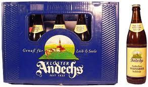 Andechser Weißbier Hell 20 x 0,5