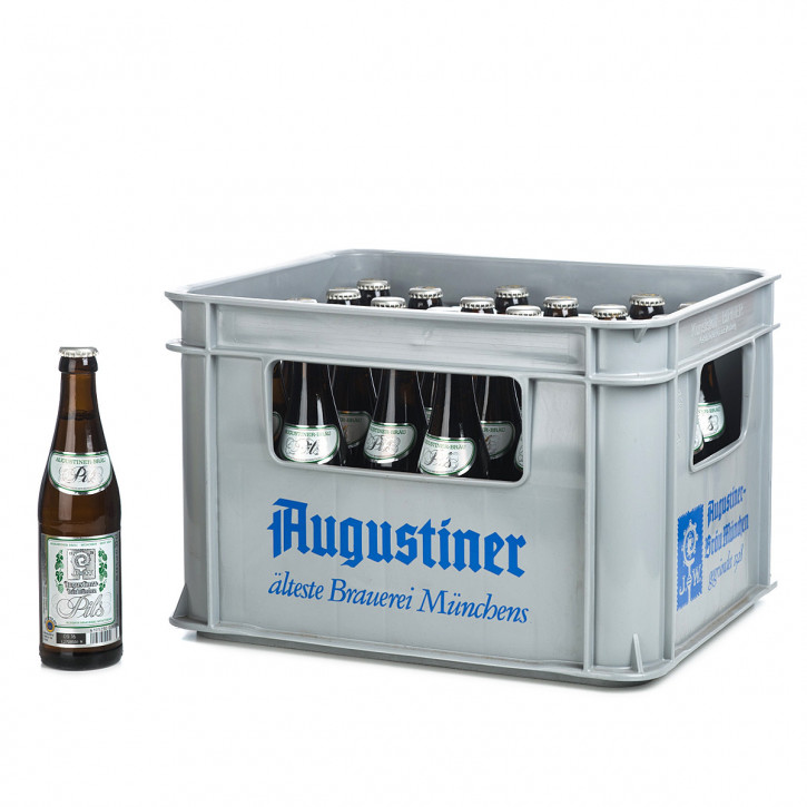 Augustiner Pils 24 x 0,33