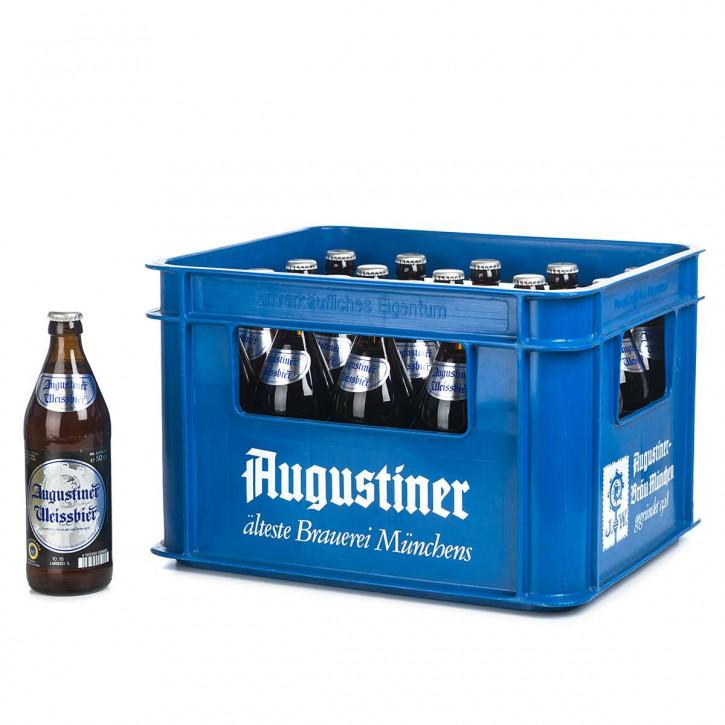 Augustiner Weißbier 20 x 0,5