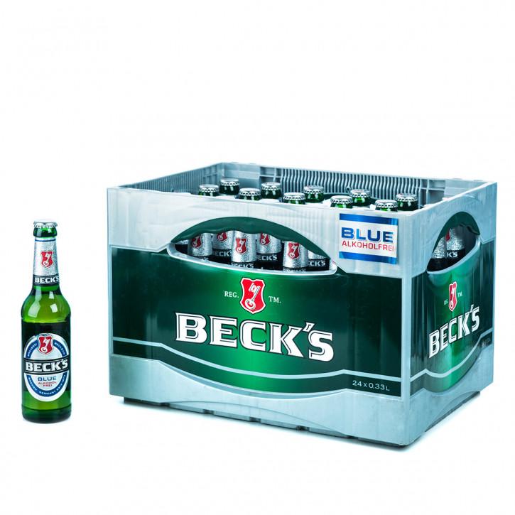 Beck's Pils alkoholfrei 24 x 0,33