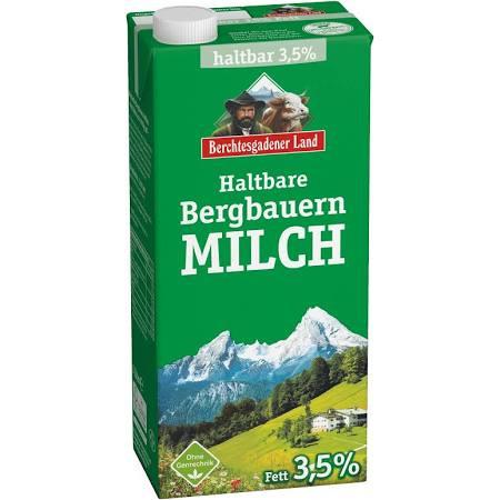 Berchtesgadener H-Vollmilch 3,5 % Tetra 12er