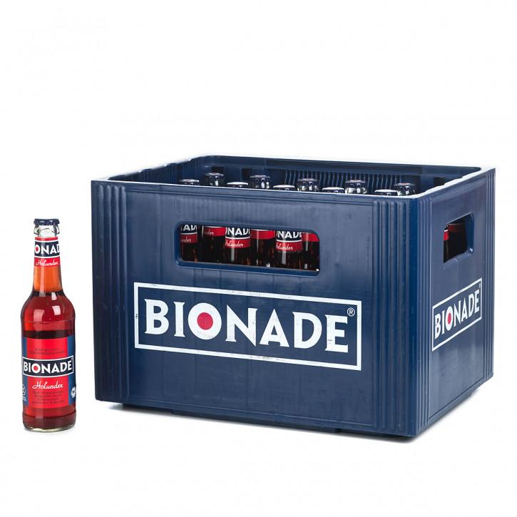 Bionade Holunder 24 x 0,33 Glas