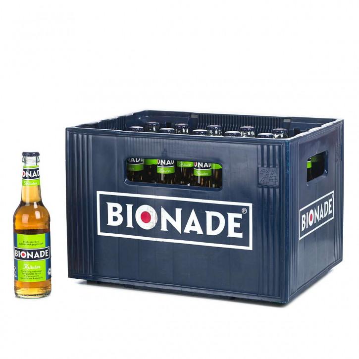 Bionade Kräuter 24 x 0,33 Glas