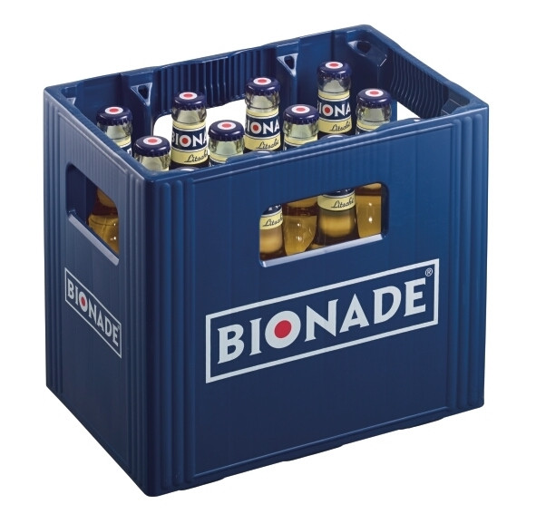 Bionade Litschi 12 x 0,33 Glas