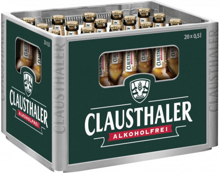 Clausthaler extraherb 20 x 0,5