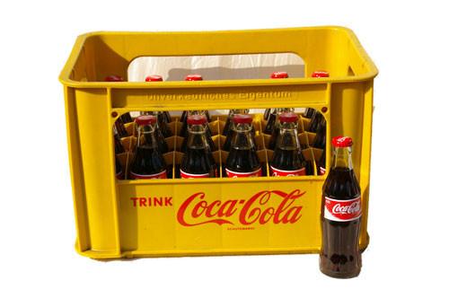 Coca Cola 24 x 0,2 Glas