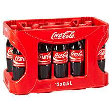 Coca Cola  12 x 0,5 PET