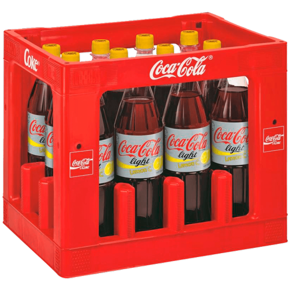 Coca Cola Light Lemon 12 x  1,0 PET