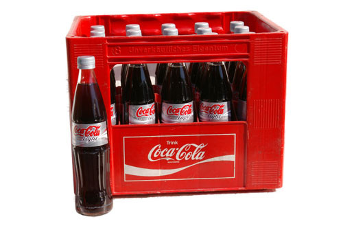 Coca Cola Light 20 x 0,5 Glas