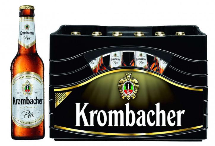 Krombacher 24 x 0,33