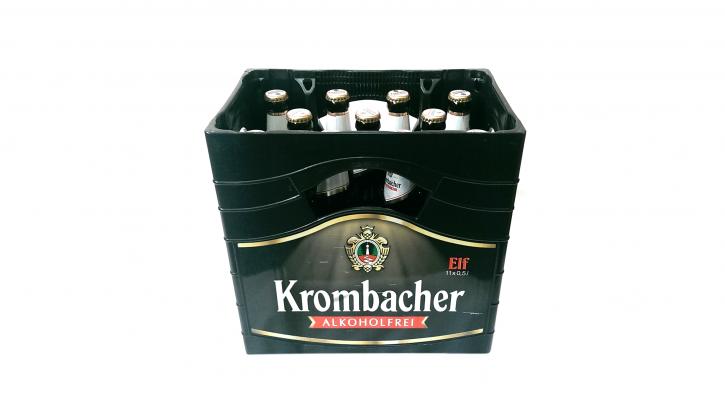 "Krombacher ""Elf"" alkoholfrei 11 x 0,5"