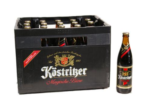Köstritzer Schwarzbier 20 x 0,5