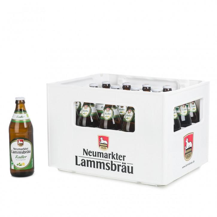 Lammsbräu Öko Radler 20 x 0,5