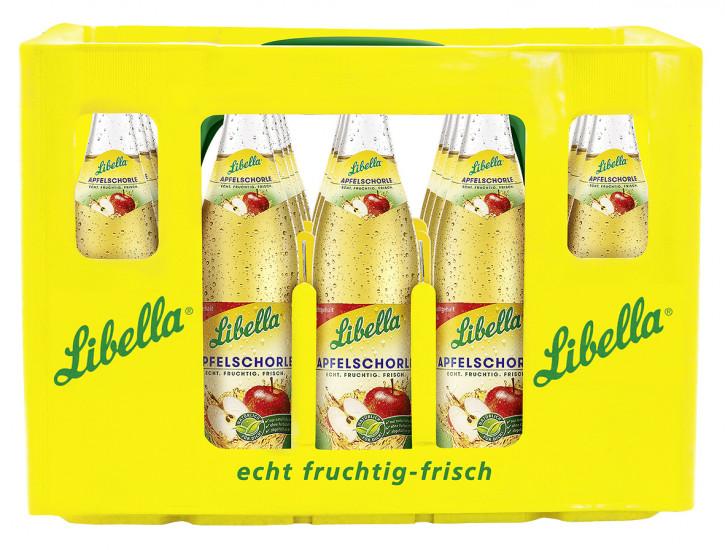 Libella Apfelschorle 20 x 0,5 Glas