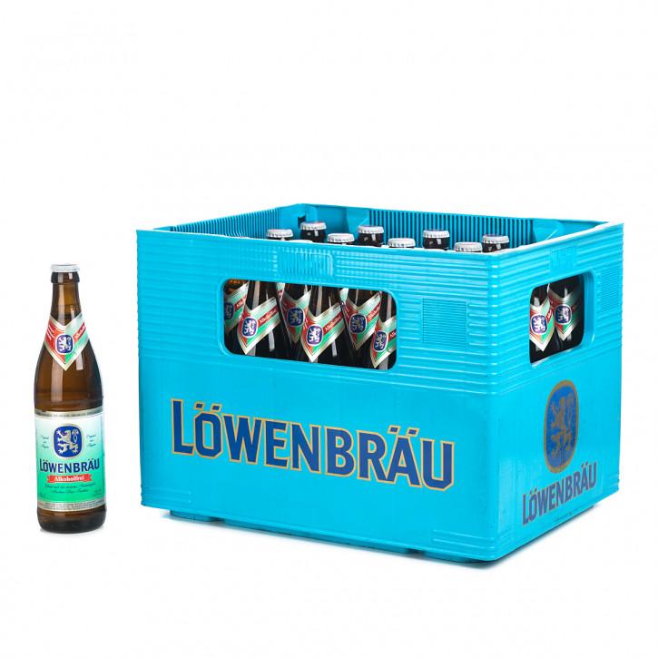 Löwenbräu Hell alkoholfrei 20 x 0,5