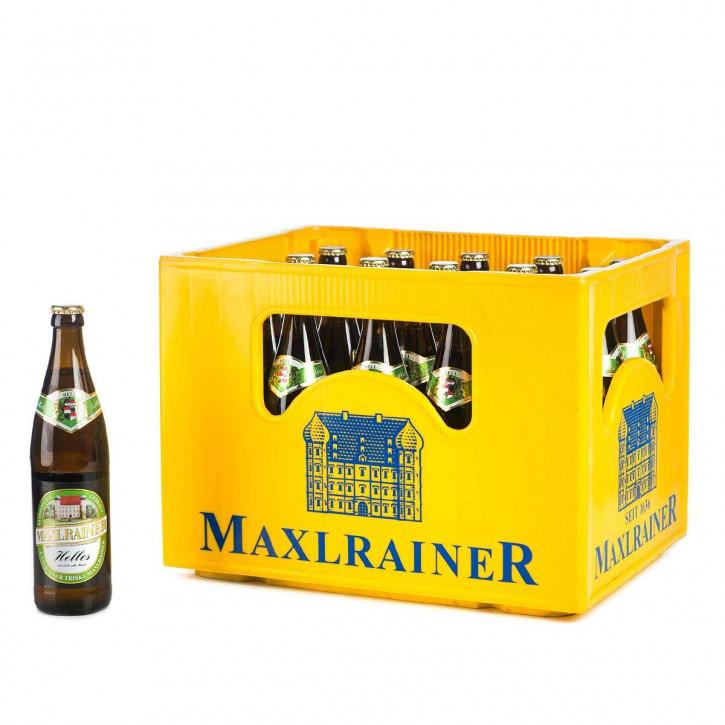 Maxlrainer Helles 20 x 0,5