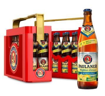 Paulaner Russ alkoholfrei 20 x 0,5