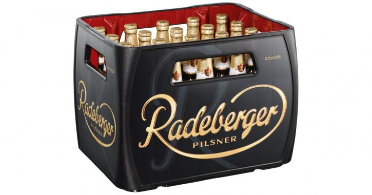 Radeberger Pils 20 x 0,5