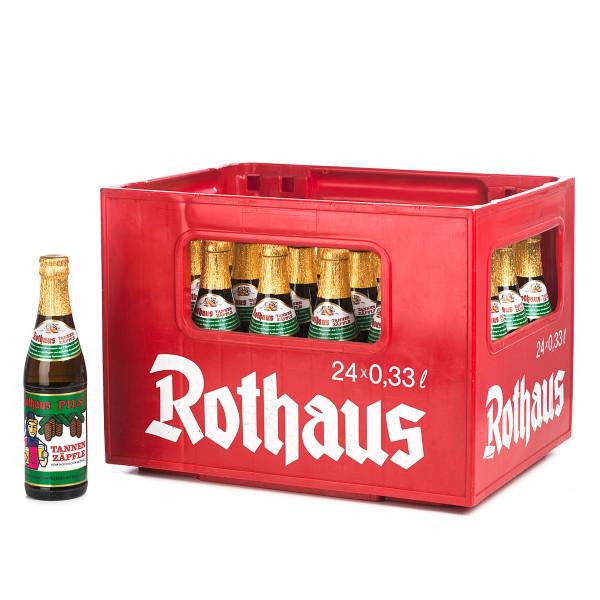 Rothaus Tannenzäpfle 24 x 0,33