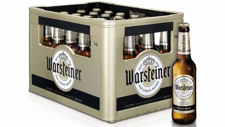 Warsteiner 24 x 0,33