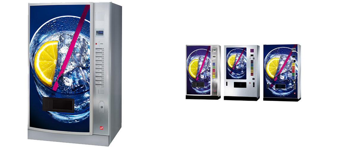 Automatenservice (Kaltgetränke)